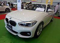 BMW 118d M Sport (F20) front.jpg