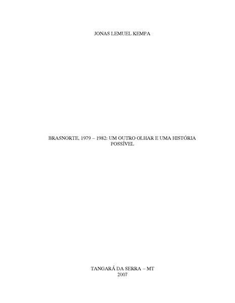 File:BRASNORTE (1979 – 1982) - UM OUTRO OLHAR E UMA HISTÓRIA POSSÍVEL.pdf