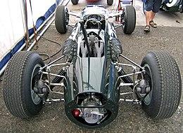 Wall Crawler Race Car