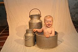 Baby and pails.jpg