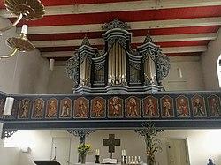 Bagband, Martin-Luther-Kirche, Orgel (1).jpg