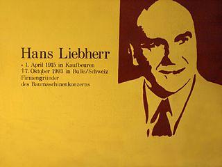 Hans Liebherr