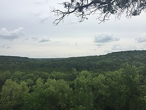 Balcones Canyonlands National Wildlife Refuge - vista of Balcones Canyonlands National Wildlife Reguge