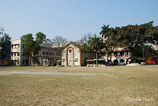 Ballygunge Government High School school in Kolkata, India
