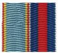 Band zum Medaille zur Erinnerung an die Diamantene Hochzeit des großherzoglichenPaares Mecklenburg-Streliz.png
