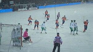 Bollnäs - Bollnäs in the final