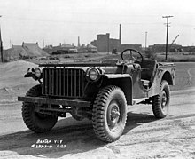 World War Ii Jeeps