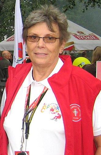 Barbara Niemczyk - Image: Barbara Hermel Niemczyk by Sławek