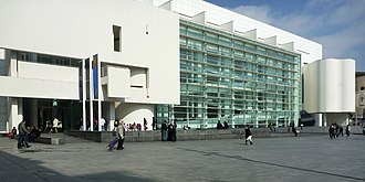 Barcelona Museum of Contemporary Art - MACBA