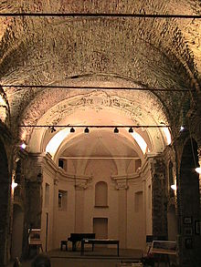 Bardi - Chiesa di San Francesco - interno 06.JPG