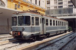 Ferrotramviaria - Image: Bari Elettromotrice EL01