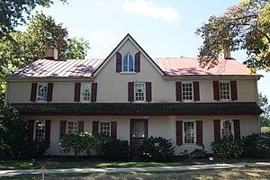 National Register of Historic Places listings in Montgomery County, Pennsylvania - Image: Barley Sheaf Inn 01