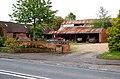 Barns at Church Lodge, Marton - geograph.org.uk - 1312834.jpg