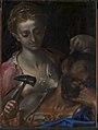 Bartholomeus Spranger - Jael Kills Sisera - KMS3089 - Statens Museum for Kunst.jpg