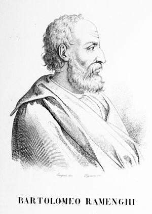 Ramenghi, Bartolomeo el Viejo (1485-1542)