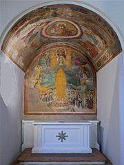 Altarpiece at Sant'Antonio Abate