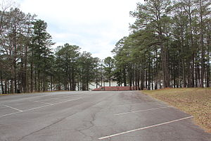 George Washington Carver State Park - George Washington Carver State Park in 2016, currently known as Bartow Carver Park