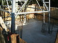 Base of Strainer under Replacement Magstadt South.JPG