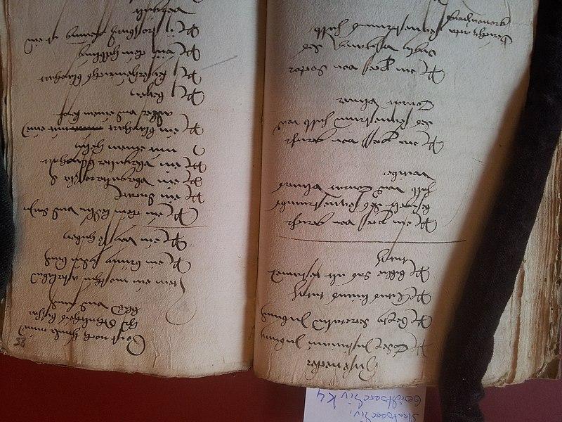 File:Basel, Staatsarchiv, Gerichtsarchiv K 4, fol. 84v-85r oben.jpg