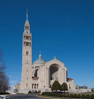 Basilica of the National Shrine of the Immaculate Conception, Washington.jpg