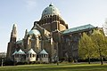 Basilica of the Sacred Heart from outside 3.jpg