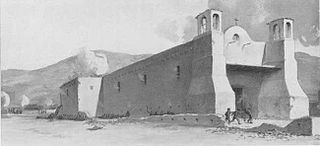 Taos Revolt Insurrection in New Mexico Territory in 1847