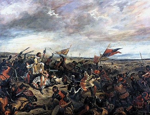 Battle poitiers