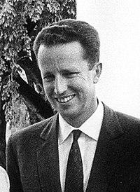 Le roi Baudouin en 1969