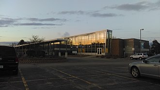 Bay de Noc Community College - Image: Bay College JHUC