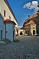 Bazilika sv. Prokopa - boční vstup, Třebíč.jpg