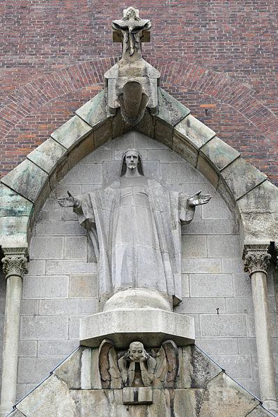 File:Bazylika Najświętszego Serca Pana Jezusa w Krakowie detal 01.jpg