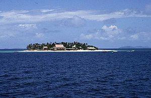 Beachcomber Island