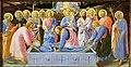 Beato Angelico, Annunciazione di San Giovanni Valdarno, 1432 ca., predella 05 dormitio.jpg