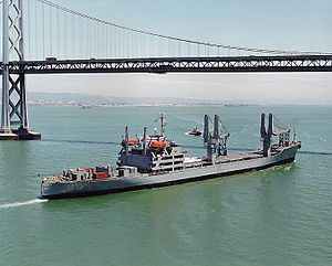 SS Beaver State (T-ACS-10) - Image: Beaver State