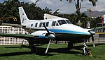 Beechcraft 65-B80 Queen Air.JPG