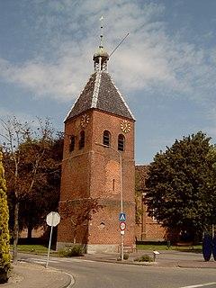 Beerta Village in Groningen, Netherlands