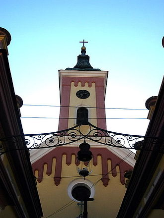 Bela Crkva, Banat - Image: Bela Crkva, Orthodox Church