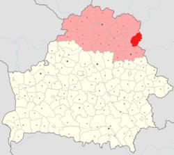 Belarus, Viciebskaja voblasć, Lioznienski rajon.png