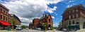 Belfast, ME Panoramic View from Post Office Square 2014.jpg