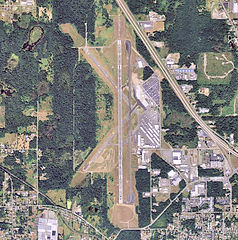 Bellingham International AirportPort lotniczy Bellingham