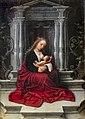 Bemberg Fondation Toulouse - Vierge à l'Enfant - Adriaen Isenbrant - Huile sur panneau - Inv.1027.jpg