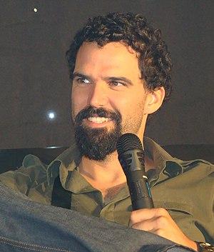 Benjamin Ayres - Ayres in September 2010