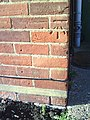 Benchmark on ^2 More Avenue - geograph.org.uk - 2137364.jpg