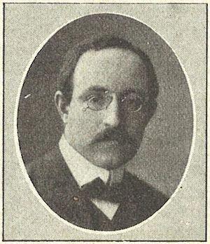 Carl Benedicks - Carl Benedicks around 1910