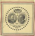 "Benjamin Harrison-Morton ""Our Choice 1888"" Portrait Handkerchief (4360200628).jpg"