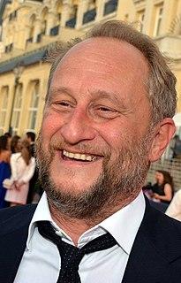 Benoît Poelvoorde Belgian actor