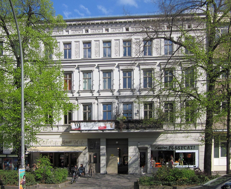 Datei Berlin Kreuzberg Mehringdamm 57 Mietshaus