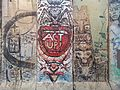 Berlin Wall segment at Newseum Washington DC.jpg
