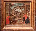 Bernardino butinone, tabernacolo con le storie della vita e della passione di cristo, 1490-1500 ca. 03.JPG