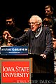 Bernie Sanders at Iowa State University, January 25, 2016 (24502665922).jpg